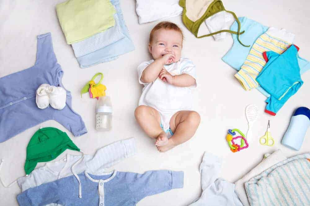 Things to Consider When Purchasing Cheap Baby Clothes Online